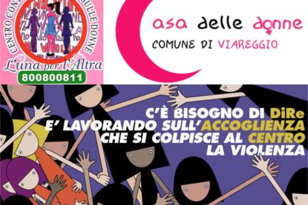 """La Casa delle Donne Viareggio – Centro antiviolenza """"L'una per l'Altra"""" partecipa alla Scuola di Politica organizzata da """"D.i.Re"""""""