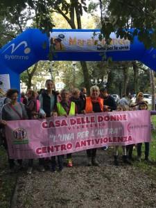 Camminata contro la violenza di genere - Casa delle Donne di Viareggio - 15 ottobre 2016