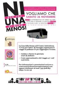 """casa delle donne La Casa delle Donne di Viareggio si organizza per prendere parte alla manifestazione NI UNA MENOS! NON UNA DI MENO! che attraverserà Roma il prossimo 26 novembre, all'indomani della  Giornata internazionale contro la violenza sulle donne.   Il percorso NI UNA MENOS! NON UNA DI MENO! nasce a Roma dal confronto tra l'UDI - Unione donne in Italia (presente nel nostro paese dal 1945 con il nome di Unione donne Italiane poi cambiato con quello attuale nel 2003), Io Decido – Rete Romana (rete cittadina aperta che si è confrontata con i molteplici servizi rivolte alle donne, tra cui centri antiviolenza) e D.i.Re – Donne In Rete contro la violenza (prima e unica rete italiana a carattere nazionale di Centri Antiviolenza non istituzionali e gestiti da associazioni di donne. Raccoglie 77 centri antiviolenza e case delle donne).    L'idea di questo grande corteo nazionale viene promosso in occasione dell'assemblea nazionale contro la violenza maschile sulle donne """"Ni una menos - Non una di meno"""" svoltasi a Roma lo scorso 8 ottobre 2016 presso la facoltà di psicologia di Roma.  L'assemblea ha espresso la volontà di costruire un grande corteo nazionale il prossimo 26 novembre, in occasione della giornata internazionale per l'eliminazione della violenza contro le donne.   Di seguito si riportano  il Report dell'Assemblea nazionale Ni una menos-Non una di meno;  L' appello della Rete IoDecido, D.i.Re – Donne in Rete contro la violenza, UDI – Unione Donne in Italia  NON UNA DI MENO: IL REPORT DELL'ASSEMBLEA DI SABATO 8 OTTOBRE A ROMA  Prima di qualsiasi considerazione viene il ricordo di chi non è potuta essere con noi, eppure era presente come lo sarà in tutte le nostre lotte.  Ciao Silvia, che la terra ti sia lieve.  Oltre cinquecento donne, provenienti da tutta Italia, si sono ritrovate l'8 ottobre presso la facoltà di Psicologia dell'Università Sapienza di Roma, nell'assemblea del percorso nazionale contro la violenza maschile sulle donne """"Non Una di Meno"""".  Un"""